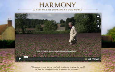 Harmony Movie Promo