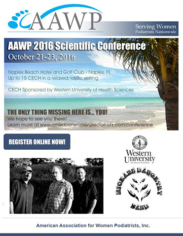 Scientific Conference eMail Promo